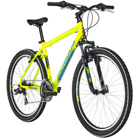 Serious Rockville MTB Hardtail giallo/verde